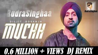 Diljit Dosanjh - Muchh dj remix  | The Boss | Kaptaan | New Punjabi Songs 2019 | Saga Music