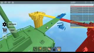Roblox DOOMSPIRE Brick Battle!! TC Blox YTC