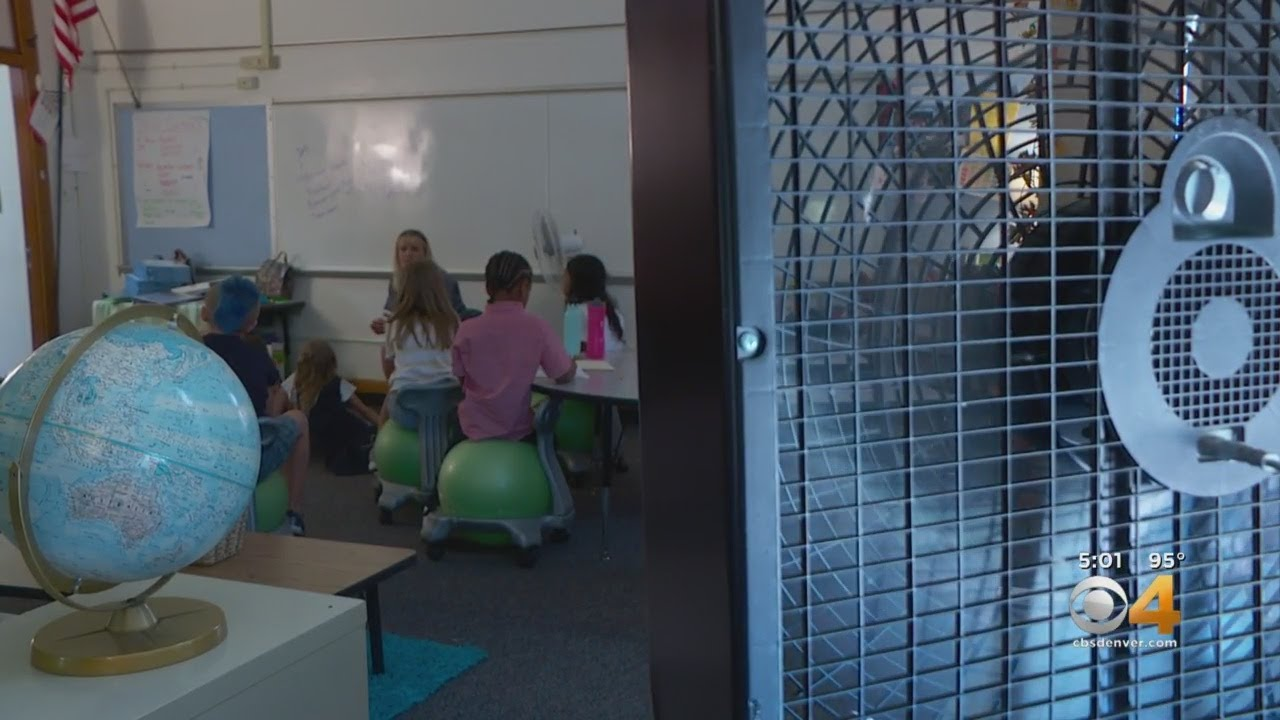 Denver Teachers Find Ways To Cool Classrooms In Record-Breaking Heat