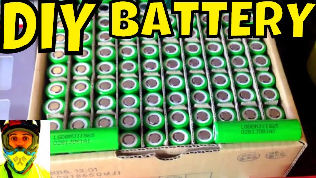 Planning On Making Your Own Battery Pack Diy Guide