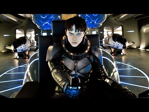 'Valerian and the City of a Thousand Planets' Official Final Trailer (2017)