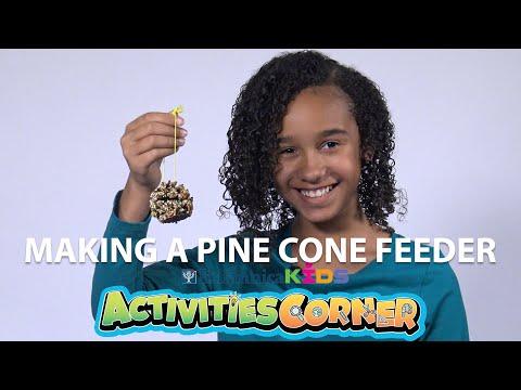ACTIVITIES CORNER: Pinecone Feeders   Britannica Kids Encyclopaedia Britannica
