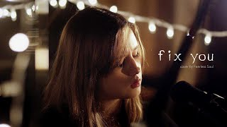 She Sings The Most Beautiful Cover of FIX YOU by Coldplay (LIVE off the floor)