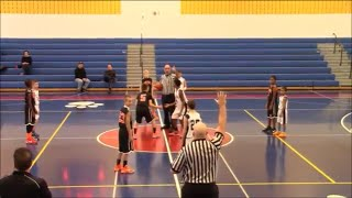 Central York Jr. A Boys Basketball vs. Dallastown 1/10/15