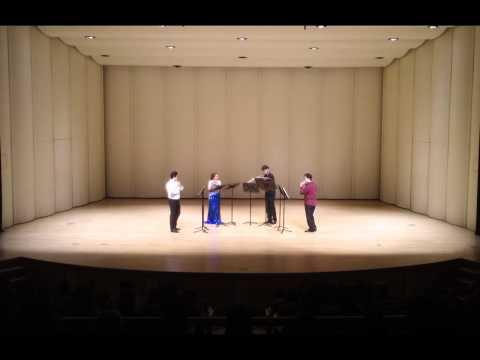Ark Flute  Quartet Passacaglia
