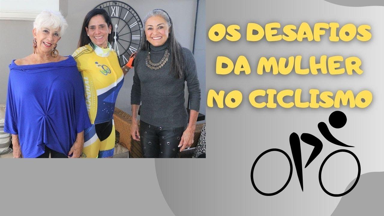 Ciclismo com charme e proficiência