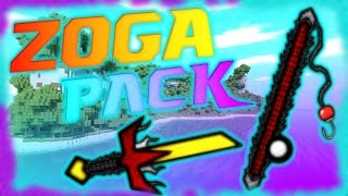 Zoga Texture Pack 90k Special (Zoga текстур пакет) 1.9/1.8/1.7