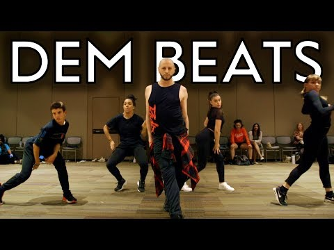 Dem Beats - Todrick feat RuPaul | Radix Dance Fix Season 2 | Brian Friedman Choreography