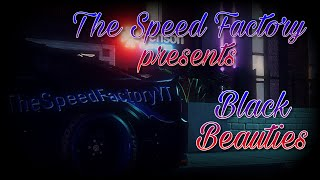 The Speed Factory presents: Black Beauties (Need For Speed Payback Cinematic)