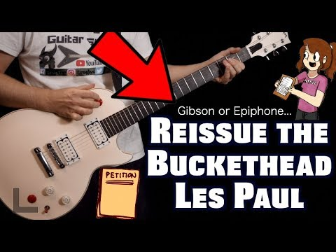 Sign the Petition! Get Epiphone or Gibson to Reissue the Buckethead Les Paul! | BH Signature Review