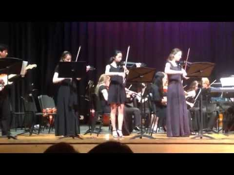 New Hope Solebury High School Concert 3/26/2015