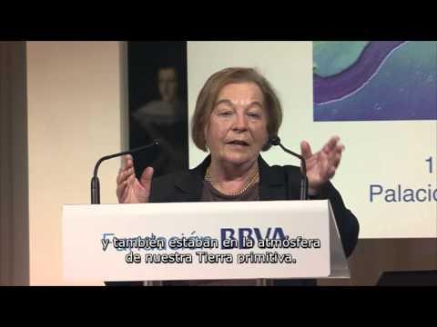 (Subtitulada) Conferencia de la Dra. Gerda Horneck del Centro Aeroespacial Alemán, Colonia, Alemania