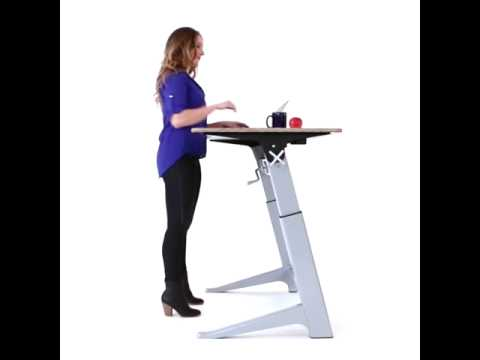 Locus Standing Desk By Focal Upright™ Usage