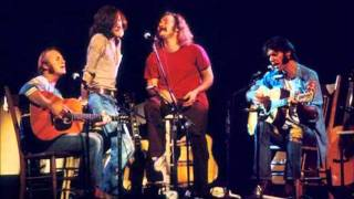 Crosby, Stills, Nash & Young - See The Changes (alternate version), 1973