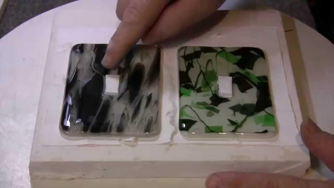 Classy Glass Switch Plates Youtube