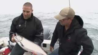 Fishing For Chinook Salmon in BC