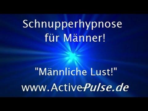 Männliche Potenz steigern - Tief empfundene Lust mit Hypnose - HYPNOSE-TEST!
