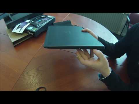 Terra mobile 360-15 Hybrid Laptop unboxing English- Computer Lease