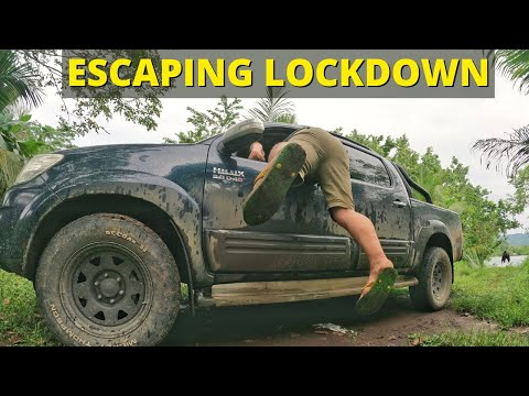 ESCAPING LOCKDOWN (For One Day Only) - Philippines Essential Travel