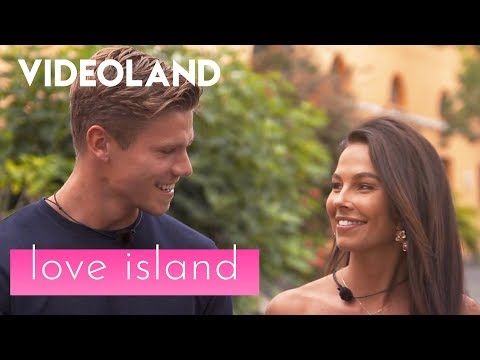 De Love Story Van Rowena En Stenn | Love Island