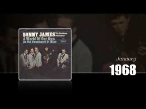 Sonny James - The Feather Of A Dove