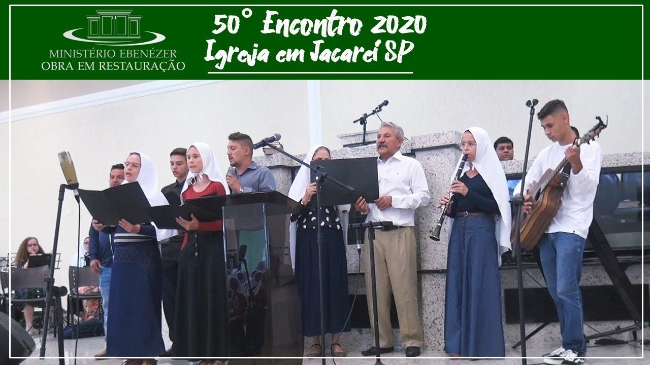 Esta chegando � hora de partir Prepara-te � igreja pra subir - 50� Encontro 2020