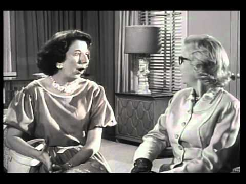 Mary Wickes and Alice Pearce