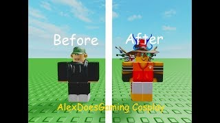 [tomthebig100] AlexDoesGaming Cosplay - A Roblox Animation