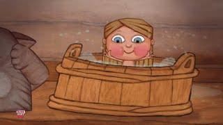 Жихарка - Уральская сказка | обучающие видео | русская серия | мультфильмы для детей | Zhiharka