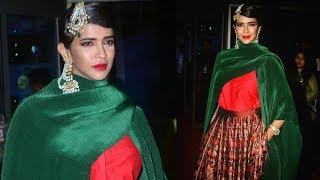 Video Lakshmi Manchu's Filmfare South Awards 2017 Look Was A Disaster download MP3, 3GP, MP4, WEBM, AVI, FLV September 2017
