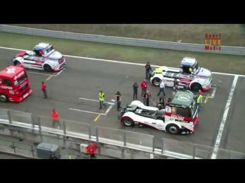 FIA European Truck Racing Championship, Race 1, Hungaroring