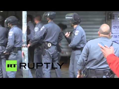 Israel: Orthodox Jews March Against Army Conscription