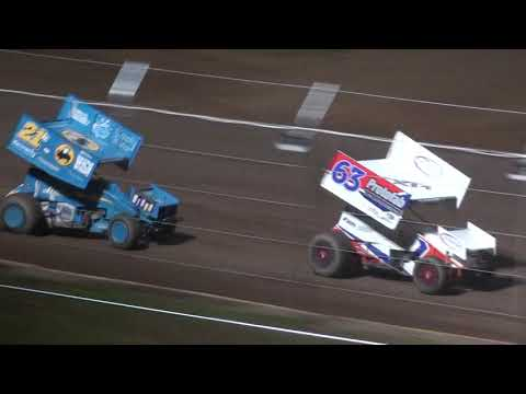Midwest Power Series Sprint Feature - Cedar Lake Speedway 09/07/2019