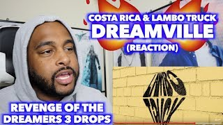 REVENGE OF THE DREAMERS 3 ( COSTA RICA & LAMBO TRUCK) | REACTION