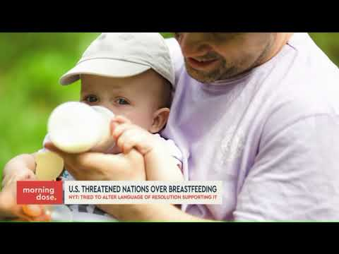US did not support a resolution for breastfeeding thumbnail