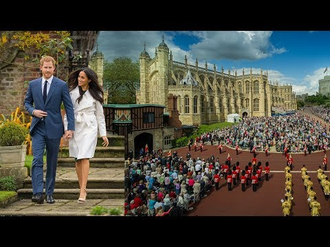 11 burning questions about details of Harry and Meghan's royal wedding