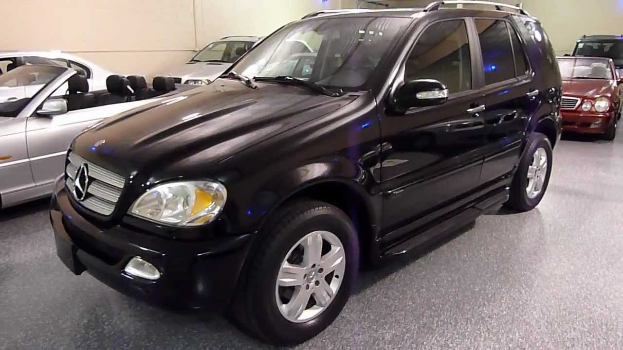 2005 mercedes benz ml350 4matic 4dr special edition 2134 for 2005 mercedes benz ml350