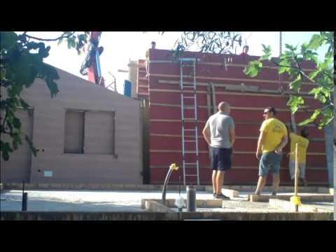 Casas de madera cadiz la linea 60m2 youtube - Casas de madera en cadiz ...