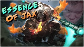 HOW OP IS JAX WITH NO COOLDOWNS? NEW ESSENCE REAVER JAX GAMEPLAY