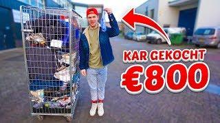 €800 AAN KOFFER GEKOCHT EN DIT IS WAT IK VIND... #1954