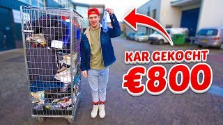 €800 AAN KOFFER GEKOCHT EN DIT IS WAT IK VIND... #1954 thumbnail