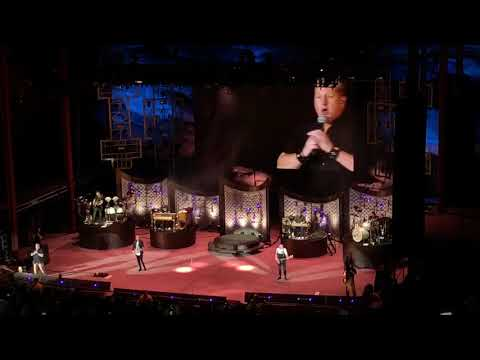 "Rascal Flatts ""Back to Life"" Red Rocks Amphitheatre, Colorado, 9/11/2018"