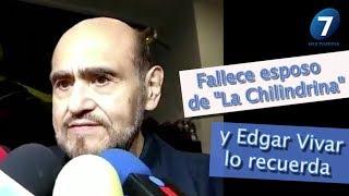 """Fallece esposo de """"La Chilindrina"""" y Edgar Vivar lo recuerda / Multimedia 7"""