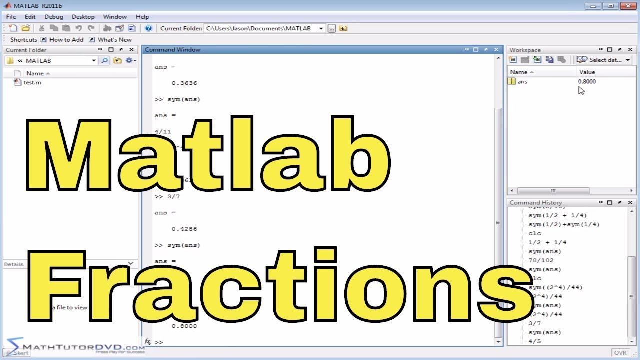 how to open symbolic math toolbox in matlab