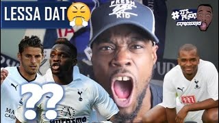 WHAT A WASTE OF MONEY!! TOTTENHAM HOTSPUR FAILURE SIGNINGS | LESSA DAT EPISODE 2| EXPRESSIONS