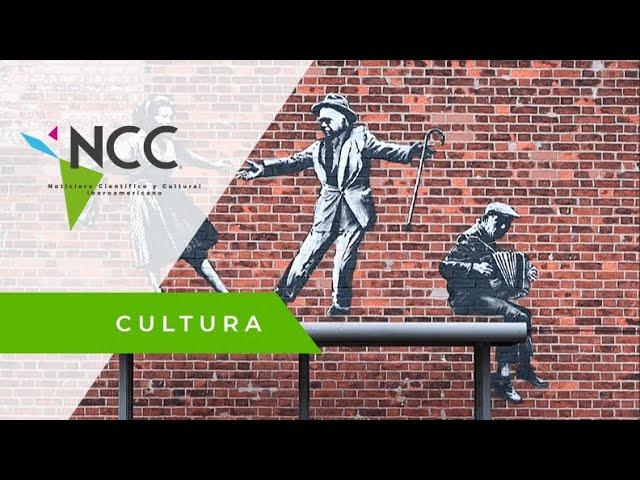 Banksy vuelve a dejar huella de su arte en Inglaterra