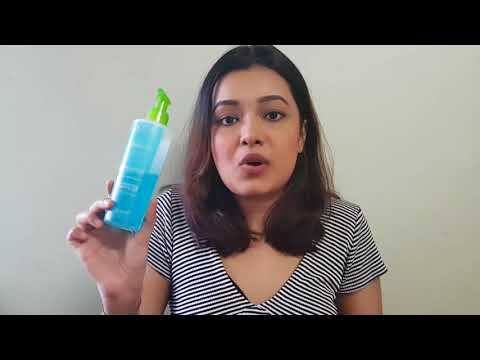 Bioderma sebium gel moussant purifying cleansing foaming gel review