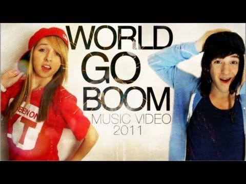 World Go Boom  DJ Earworm Music