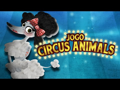 Jogo Circus Animals - Amy the Dog - Fun Kidsapp for Toddlers!