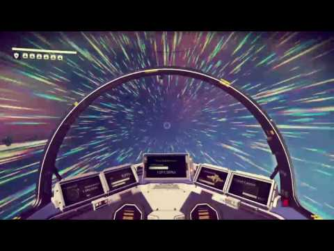 No Man's Sky Broadcast First Time Playing Broadcast